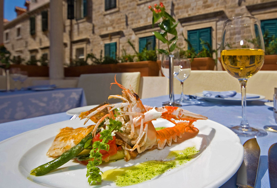 Dubrovnik's Best Restaurants